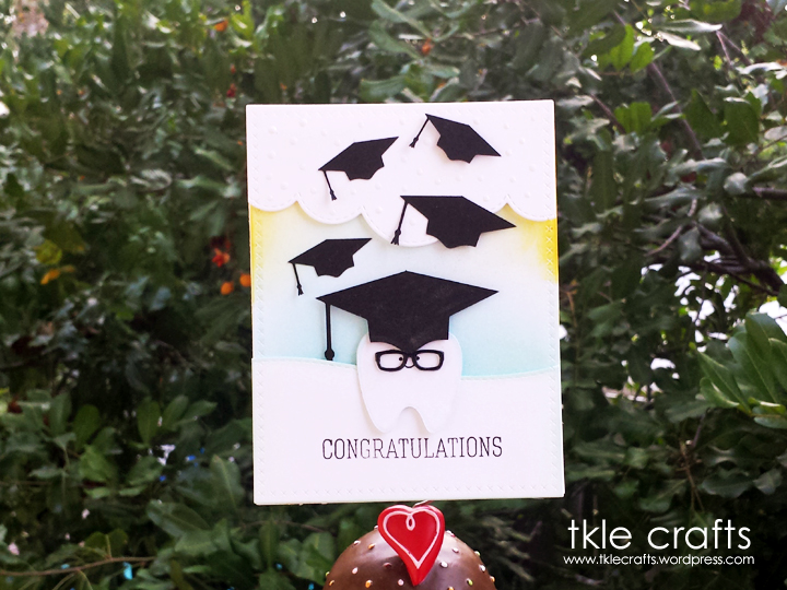 I Thought It Would Be Fun And Playful To Have A Little Tooth Throwing Up Graduation Hats After Ceremony Happy Season All You Crazy Students